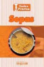 sopas (cocina practica) 9788496435025