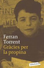 gracies per la propina-ferran torrent-9788496863125