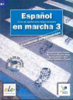 español en marcha 3. libro de ejercicios + cd 9788497782425