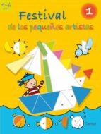festival de los pequeños artistas (adhesivos)-9788498251425