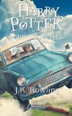 harry potter y la camara secreta  (rustica)-j.k. rowling-9788498386325