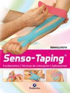 senso taping. fundamentos. técnica. aplicación reinhold roth 9788499106625