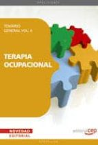 terapia ocupacional: temario general vol. ii. 9788499375625