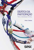 didática da participação (ebook)-victor j. ventosa-9788594930125