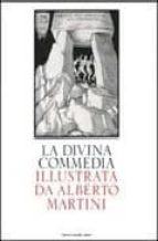 la divina commedia illustrata da alberto martini-dante alighieri-9788837066925