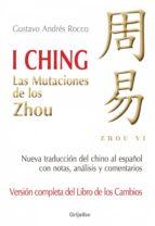 i ching (versión completa del libro de los cambios) (ebook)-gustavo andres rocco-9789502806525