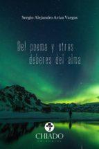 del poema y otros deberes del alma (ebook) 9789897746925