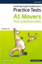 movers practice tests student book + cd pk ed 2018 9780194042635