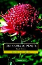 the names of plants-david gledhil-9780521685535