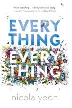 everything, everything-nicola yoon-9780552574235
