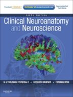 clinical neuroanatomy and neuroscience e-book (ebook)-m. j. t. fitzgerald-estomih mtui-gregory gruener-9780702045035