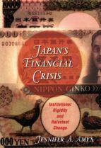 japan's financial crisis (ebook)-jennifer amyx-9781400849635