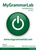mygrammarlab elementary level-mark foley-diane hall-9781408299135