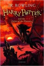harry potter and the order of the phoenix j.k. rowling 9781408855935