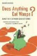 does anything eat wasps?: and 101 other questions mick o hare 9781861979735