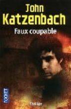 faux coupable-john katzenbach-9782266192835