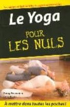 yoga poche pour les nuls-georg feuerstein-larry payne-9782754000635