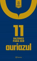 11 razones para ser auriazul (ebook)-9786070746635