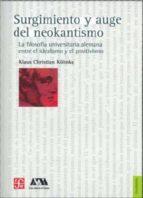 Surgimiento y auge del neokantismo Descargas gratuitas de libros electrónicos en inglés
