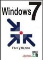 windows 7 facil y rapido-jaime blanco-9788415033035
