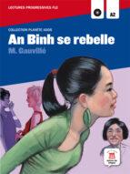 an binh se rebelle + cd-m. gauville-9788415640035