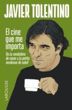 el cine que me importa-javier tolentino-9788416124435