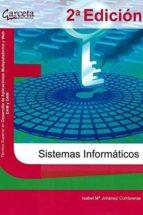 sistemas informaticos - 2ª edicion-9788416228935