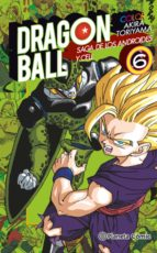 dragon ball color cell nº06/06 akira toriyama 9788416543335