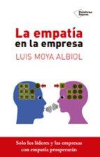 la empatia de la empresa luis moya albiol 9788416620135