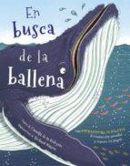 El libro de En busca de la ballena autor BEDOYERE TXT!