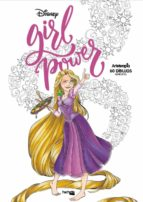 arteterapia: disney girl power 9788416857135