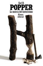 la miseria del historicismo karl r. popper 9788420688435