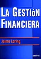 la gestion financiera-jaime loring-9788423421435