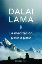 la meditación paso a paso (ebook)-9788425344435