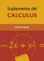 suplemento del calculus michael spivak 9788429151435