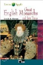 great english monarchs (book + cd) gina d.b. clemen 9788431610135