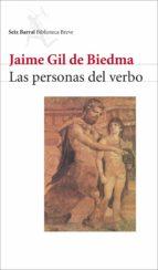 las personas del verbo (ebook)-jaime gil de biedma-9788432224935