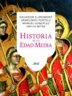 historia de la edad media (3ª edicion)-salvador claramunt rodriguez-ermelindo portela silva-manuel gonzalez jimenez-9788434417335