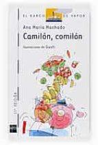 camilon, comilon-ana maria machado-9788434827035