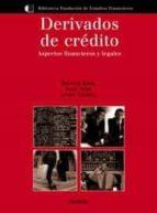 derivados de credito: aspectos financieros y legales-roberto knop-joan vidal-javier cachan-9788436817935