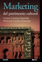 marketing del patrimonio cultural maria jose garrido samaniego 9788436818635