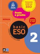 basic eso.llengua castellana 2-luz orihuela-9788441215535