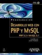 programacion desarrollo web con php y mysql luke welling laura thomson 9788441525535