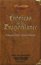 cronicas de la dragonlance (2ª ed.) margaret weis t. hickman 9788448032135