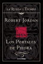 los portales de piedra-robert jordan-9788448034535