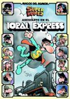 magos del humor nº 150: asesinato en el toral express-9788466651035