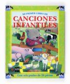 mi primer libro de canciones infantiles 9788467522235