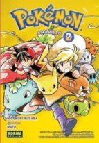 pokemon 4: amarillo 2º-hidenori kusaka-9788467922035