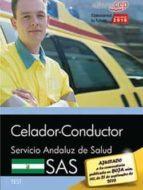 celador-conductor. servicio andaluz de salud (sas). test especifico-9788468171135