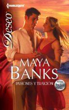 pasiones y traición (ebook) maya banks 9788468700335
